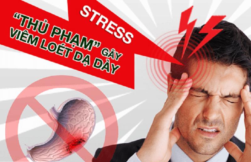 Stress là nguyên nhân gây bệnh trào ngược dạ dày thực quản