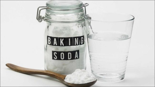Baking soda phù hợp với hầu hết người bị ợ nóng