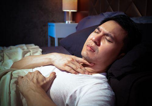 Trào ngược dạ dày làm chất lượng cuộc sống suy giảm nghiêm trọng.